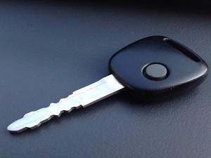 丸1つボタンのキーレスキー