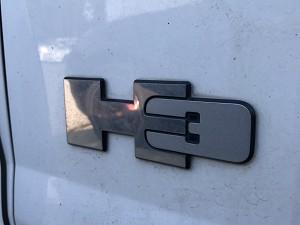 ハマーH3 インロック開錠